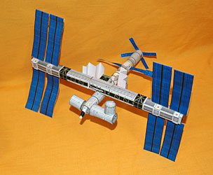 Build your own space station