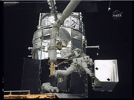 hubble telescope repair mission 2009 - photo #22