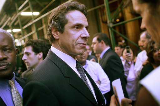 New York State Attorney General Andrew Cuomo, pictured in 2008, ...