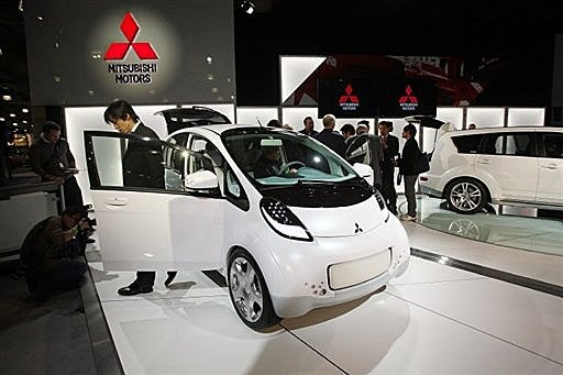 New Japanese Electric Cars Ototrends Net