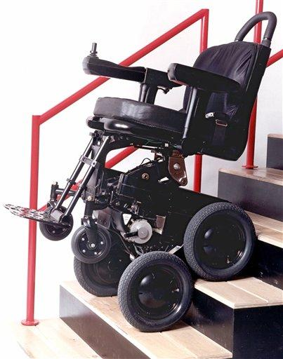 Questions From End Of Stair Climbing Wheelchair