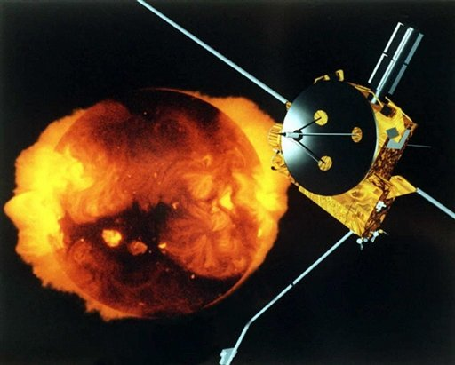 spacecraft ulysses - photo #17
