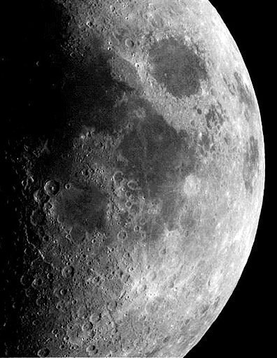 Forty years ago man first walked on the moon