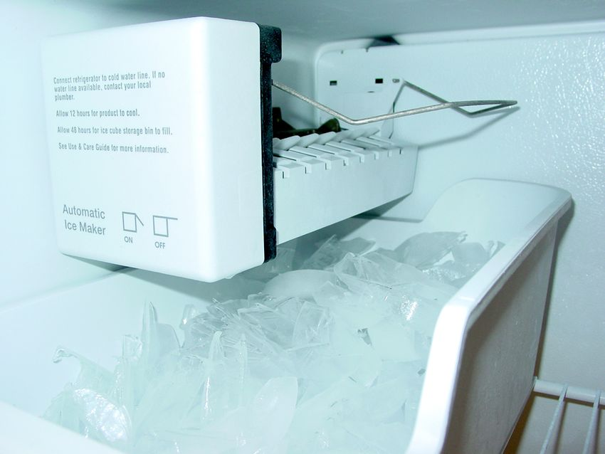 Currently, ice maker energy consumption is not reflected in federal ...
