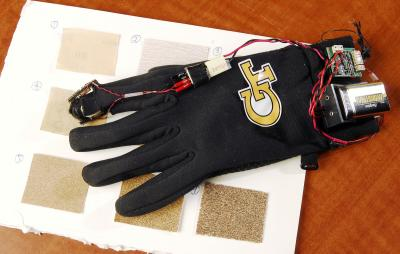 Wearable Device That Vibrates Fingertip Could Improve One