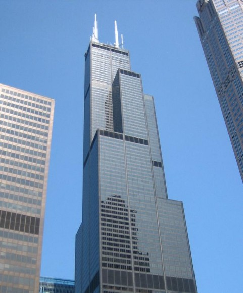 Willis Tower Goes Solar
