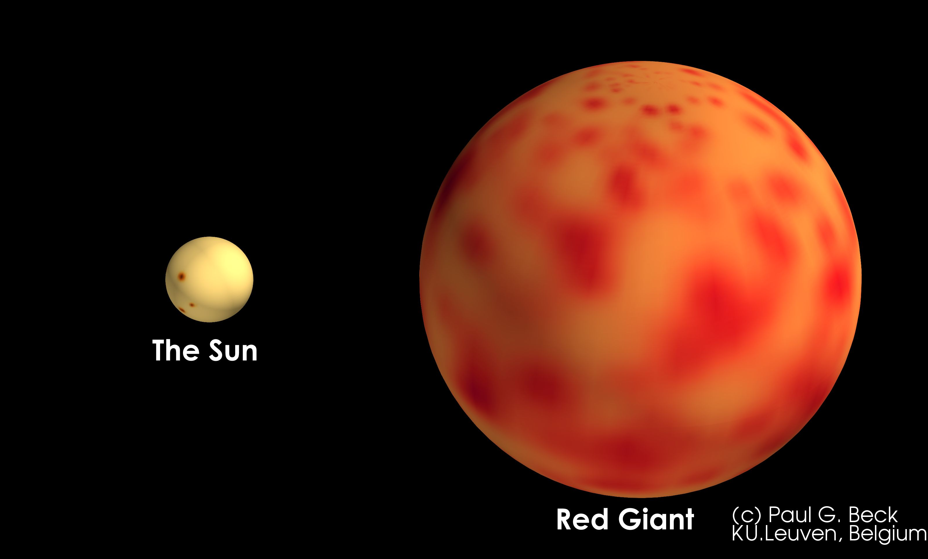 red giant astronomy - photo #8