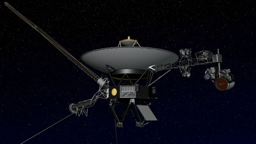 Research claims: Voyager 1 left solar system, sudden ...