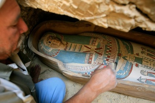 UK taxi driver becomes first mummy for 3,000 years