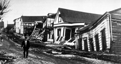 Chúng ta đang sống trong kỉ nguyên của những trận động đất khổng lồ?