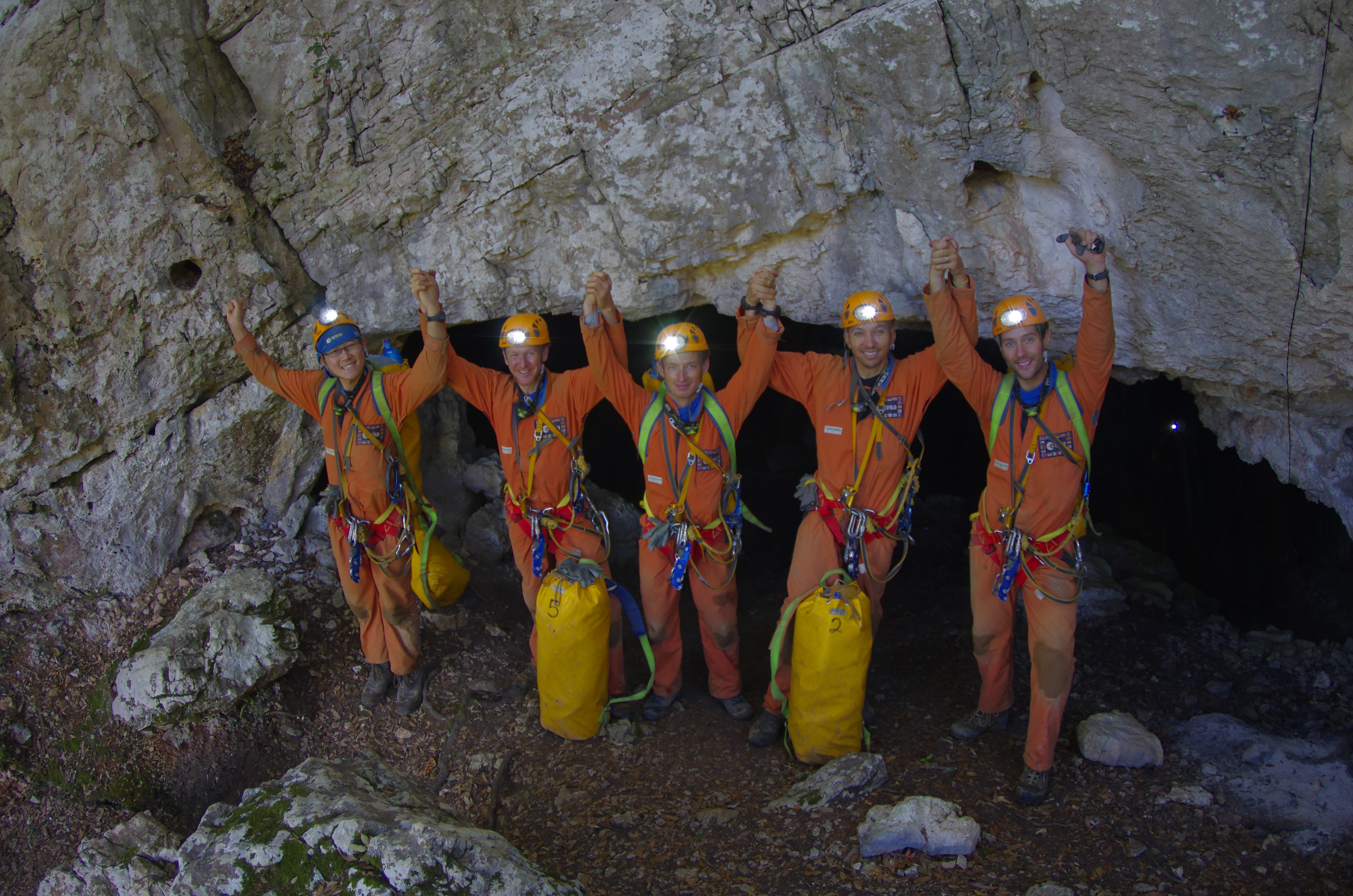 real cave expeditions