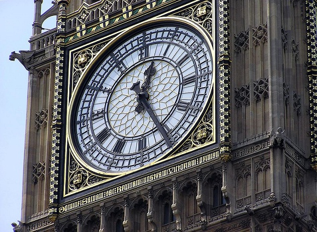 Time and clock essays