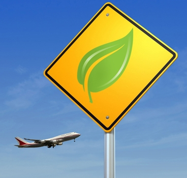 В Китае успешно испытали биотопливо для самолетов