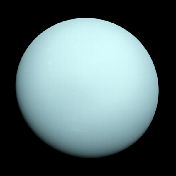 Mission to mysterious Uranus