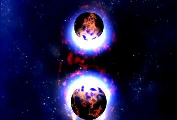 neutron star collision nasa - photo #1