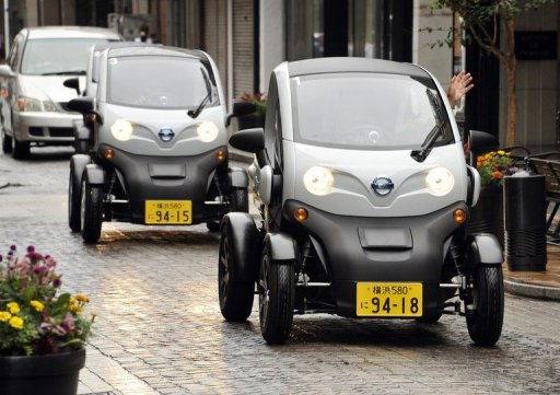 Toyota Zero Percent Nissan eyes 1.5 million electric cars by 2016