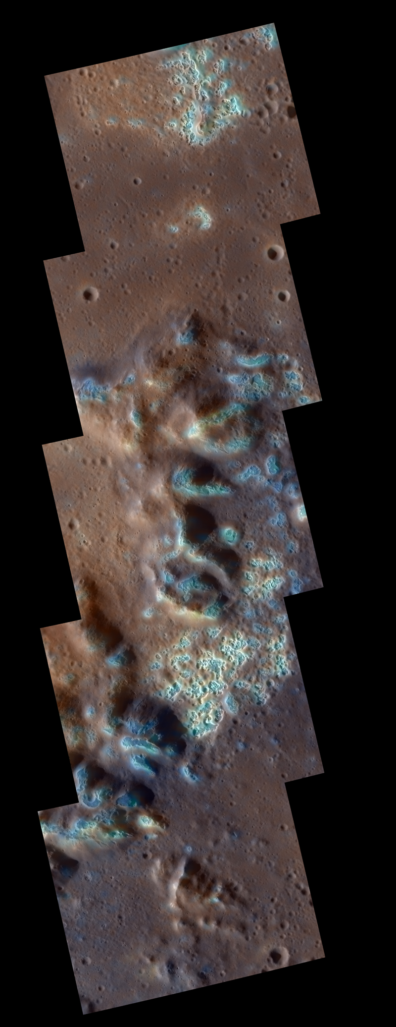 messenger spacecraft mercury discoveries - photo #19