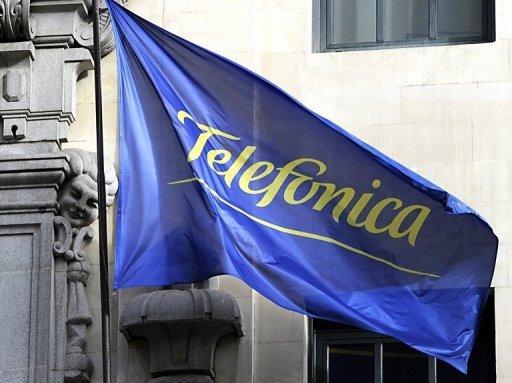 Spainis telefonica essay
