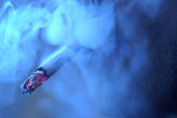 Early exposure to tobacco as a cause of behavioral problems in children