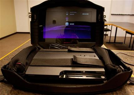 Video game console case offers gaming on the go