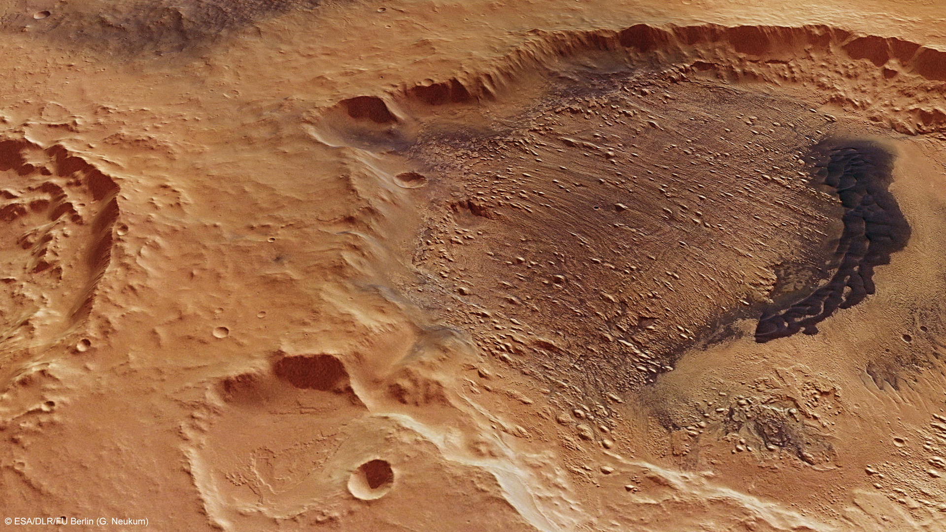 history of water on mars We continue to learn that mars is rich with resources that could be vital to supporting astronauts on the red planet for any extended period of time instead of launching resources such as water and materials to build a habitat to mars, it could potentially be much more cost effective to send.