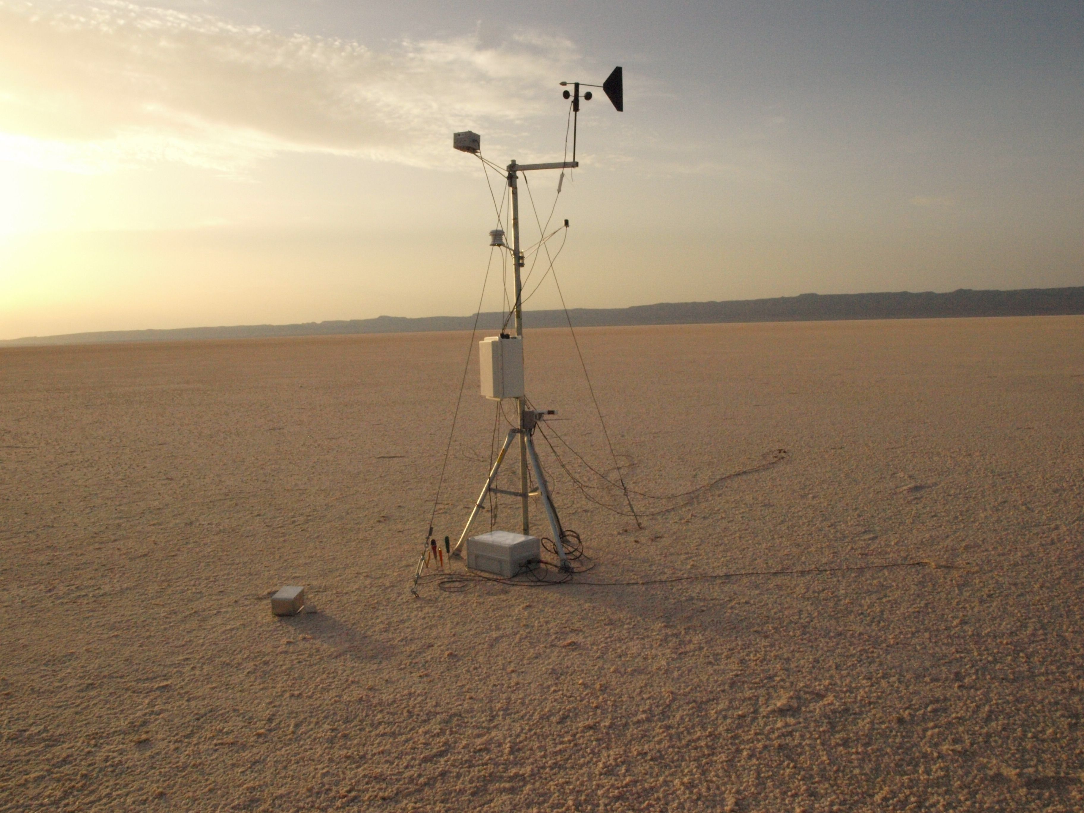 Mars Rover Weather Station - Pics about space