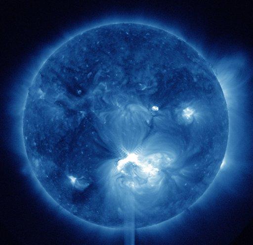 solar storm 2012 - photo #8
