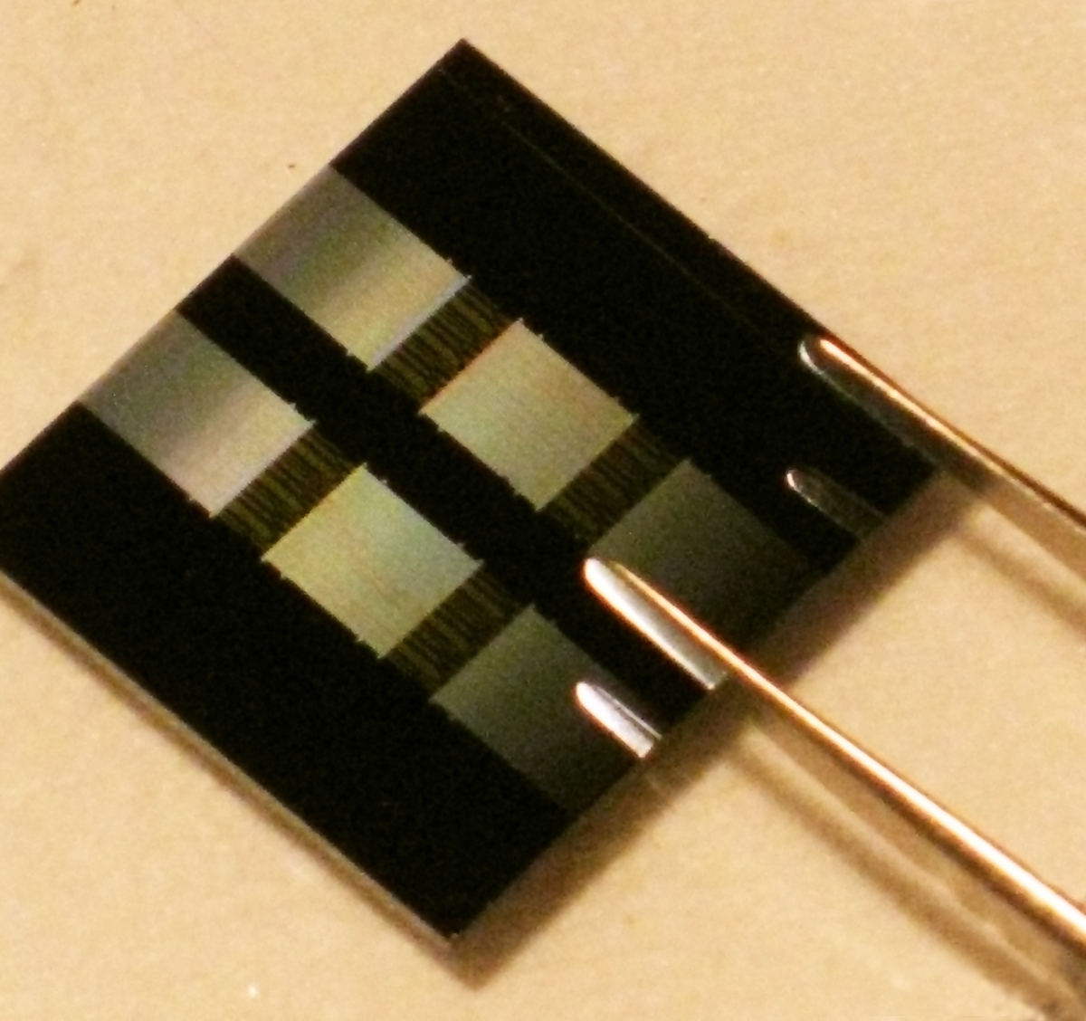first silicon chip - photo #3