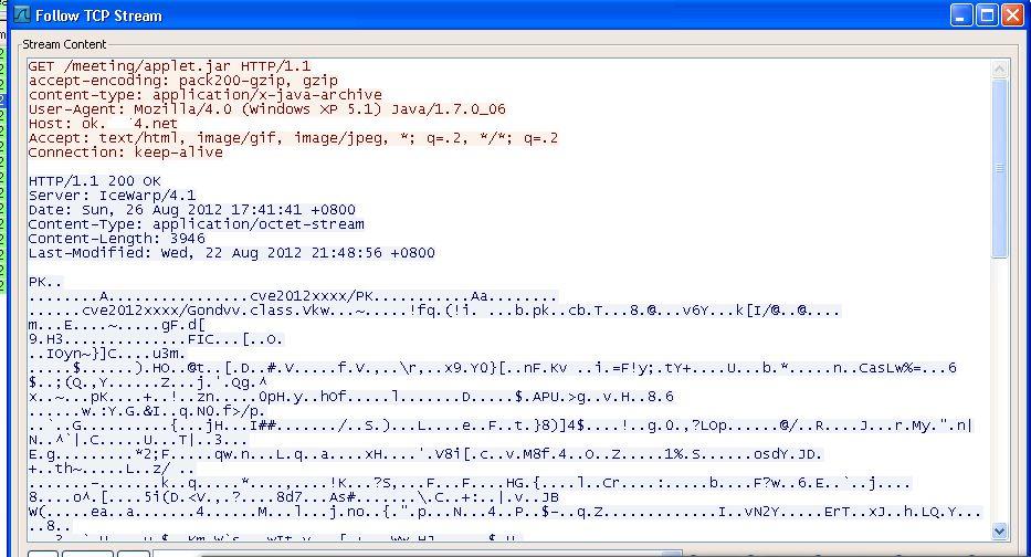 get ip address java: