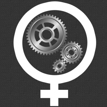Do male students have greater problems with organisational skills than females?