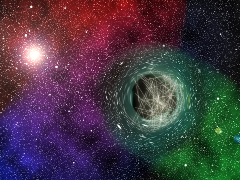 Singularities  Black Holes and Wormholes  The Physics of