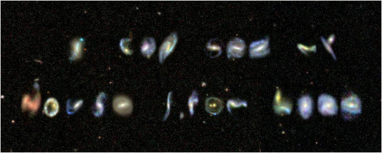 elliptical galaxies football shaped - photo #37