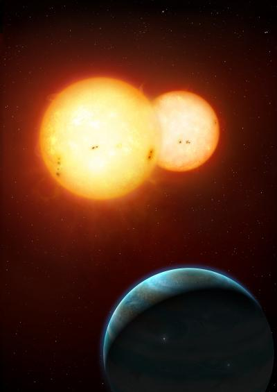 star orbiting the sun - photo #4