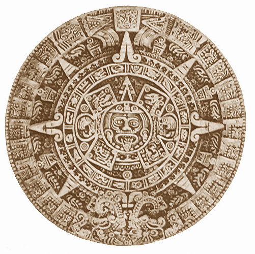Calendar Art Meaning : Mayan calendar and december