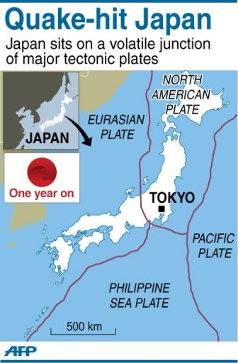 Scientists Survey Seabed Fractured By Japan Quake