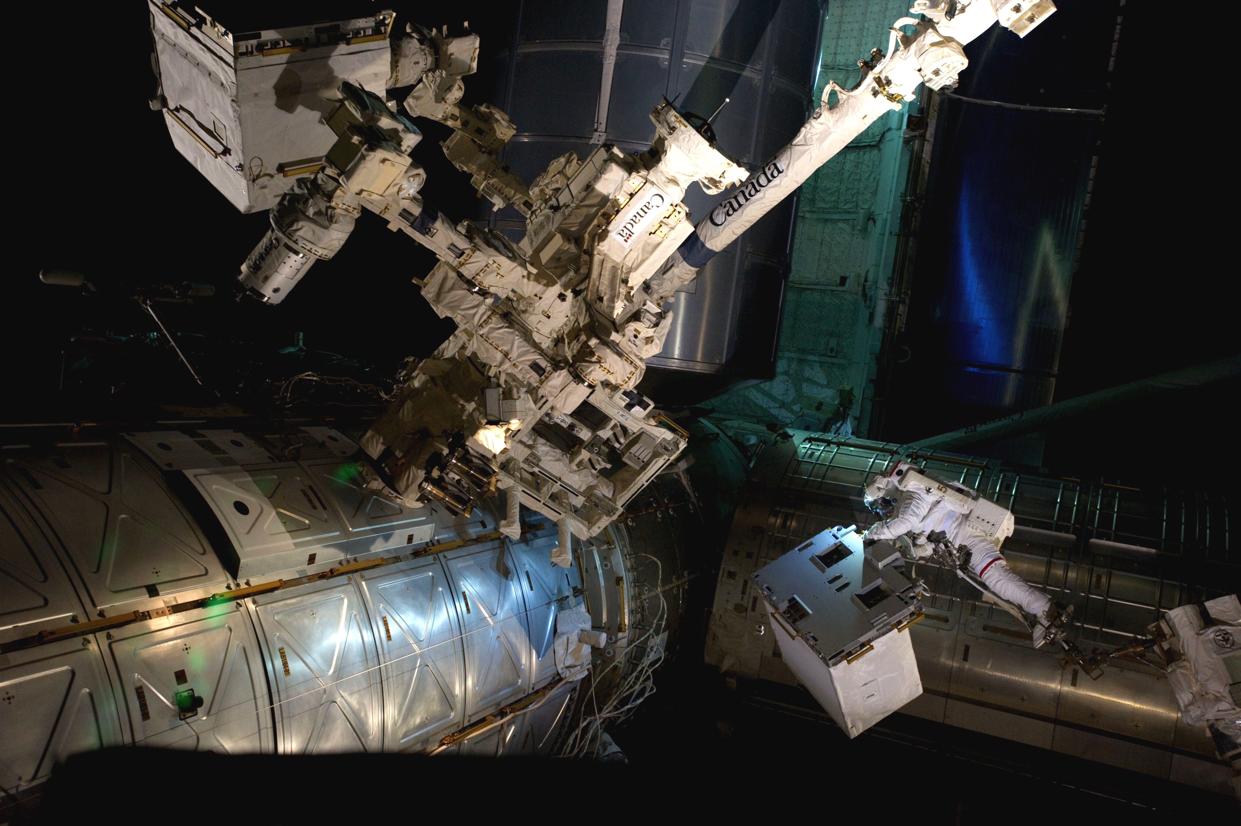 nasa space station robot - photo #17