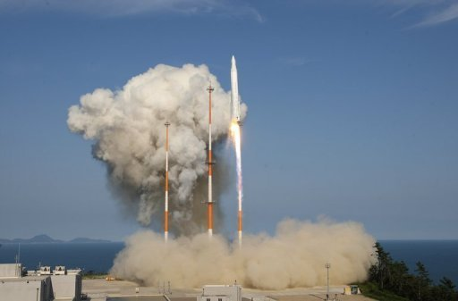 S.Korea Urges Russia To Send Rocket Parts Swiftly