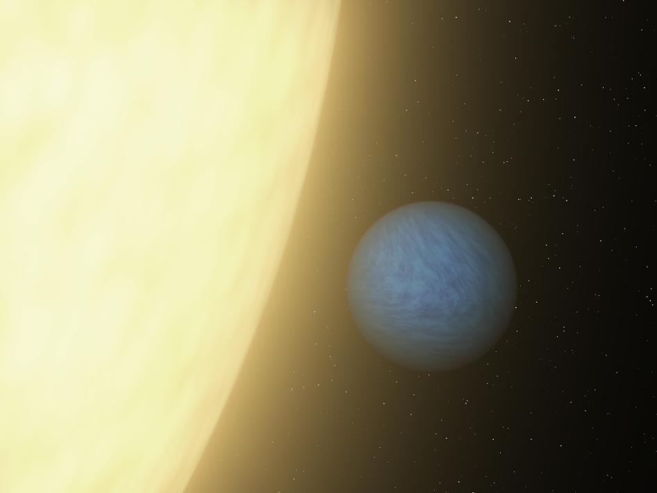 Spitzer sees the light of alien 'super earth'