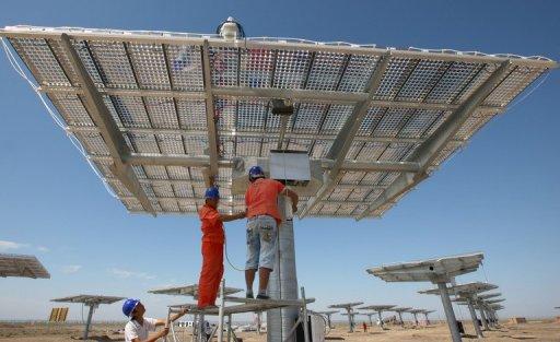 Eu Probes Chinese Solar Panel Dumping Claim