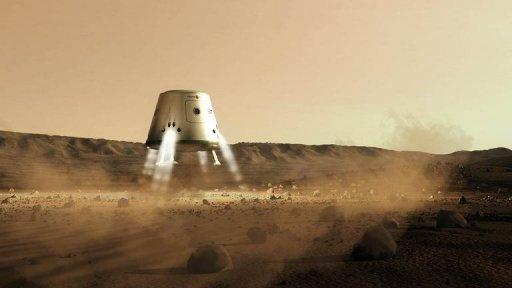 cost of mars landing - photo #37