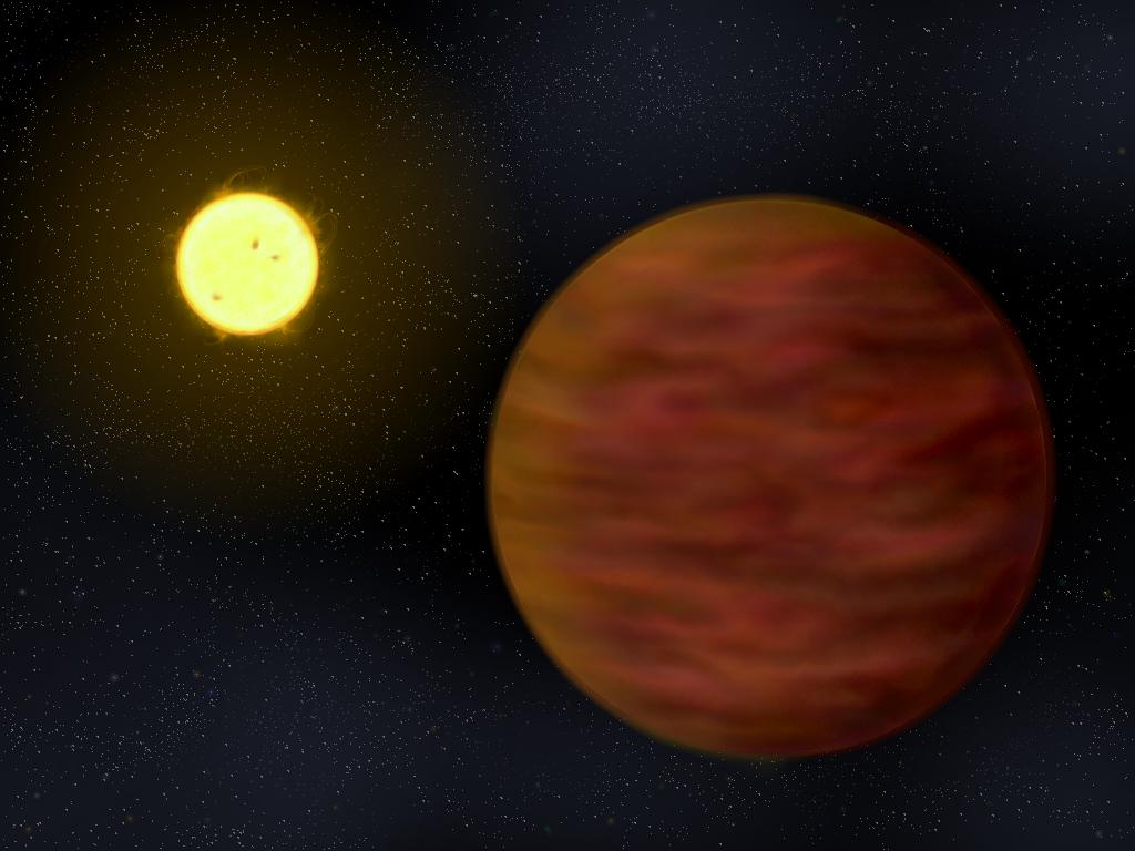 cool dwarf planet - photo #2