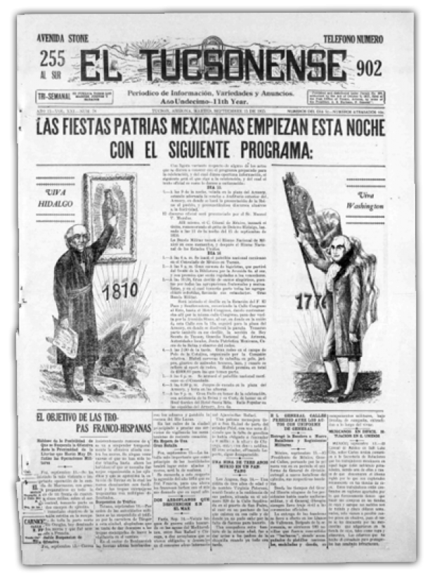 mexico news articles in spanish