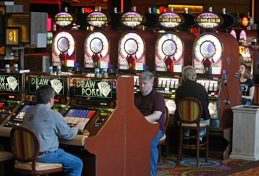 How to play slot machines in vegas new casino in vegas