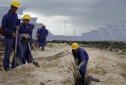 Cuba S First Solar Farm A Step Toward Renewables