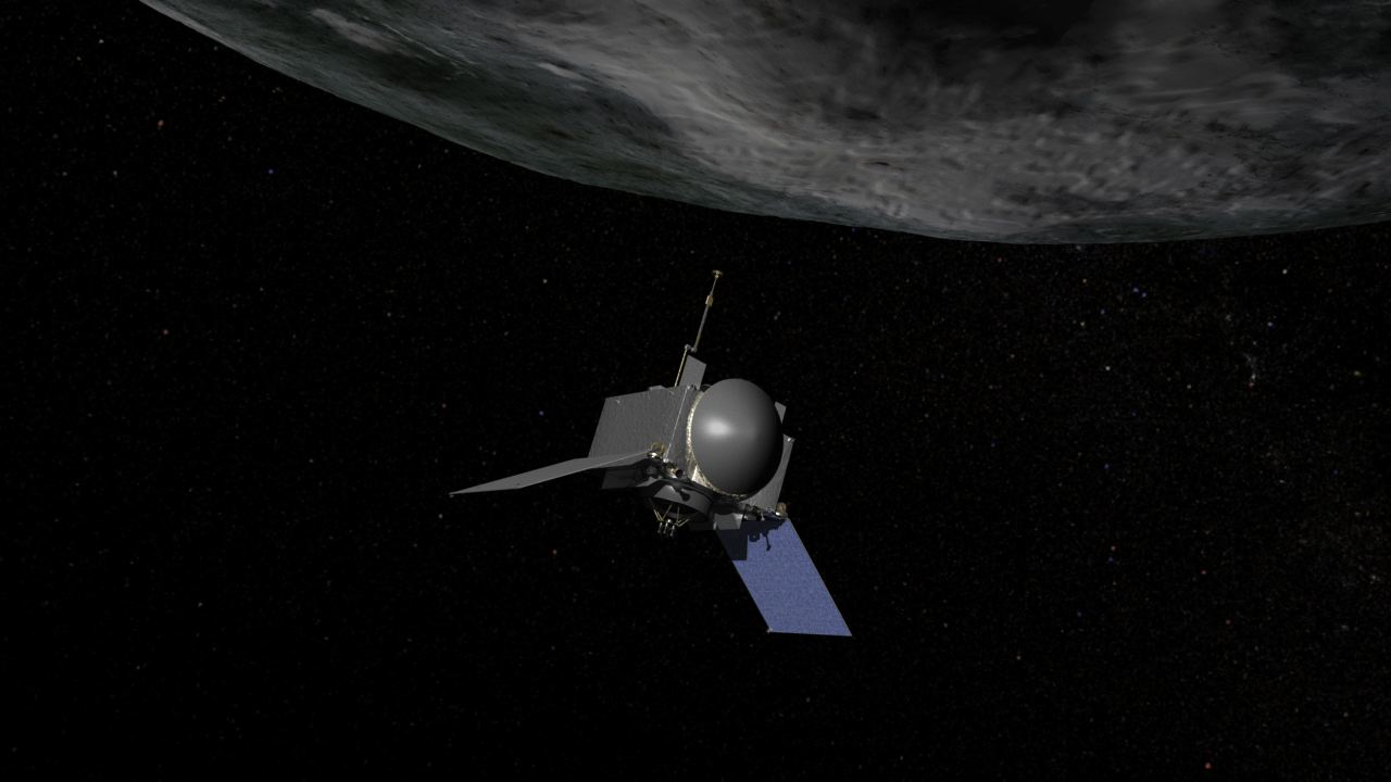 New NASA mission to help us learn how to mine asteroids