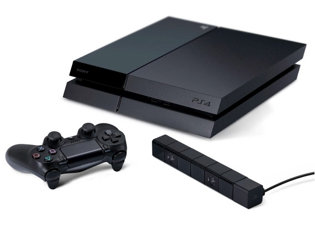 powerful new PlayStation 4 Sony Playstation 4