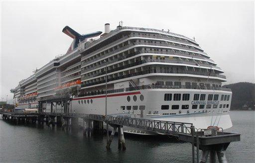 Carnival To Cut Pollution From Cruise Ships