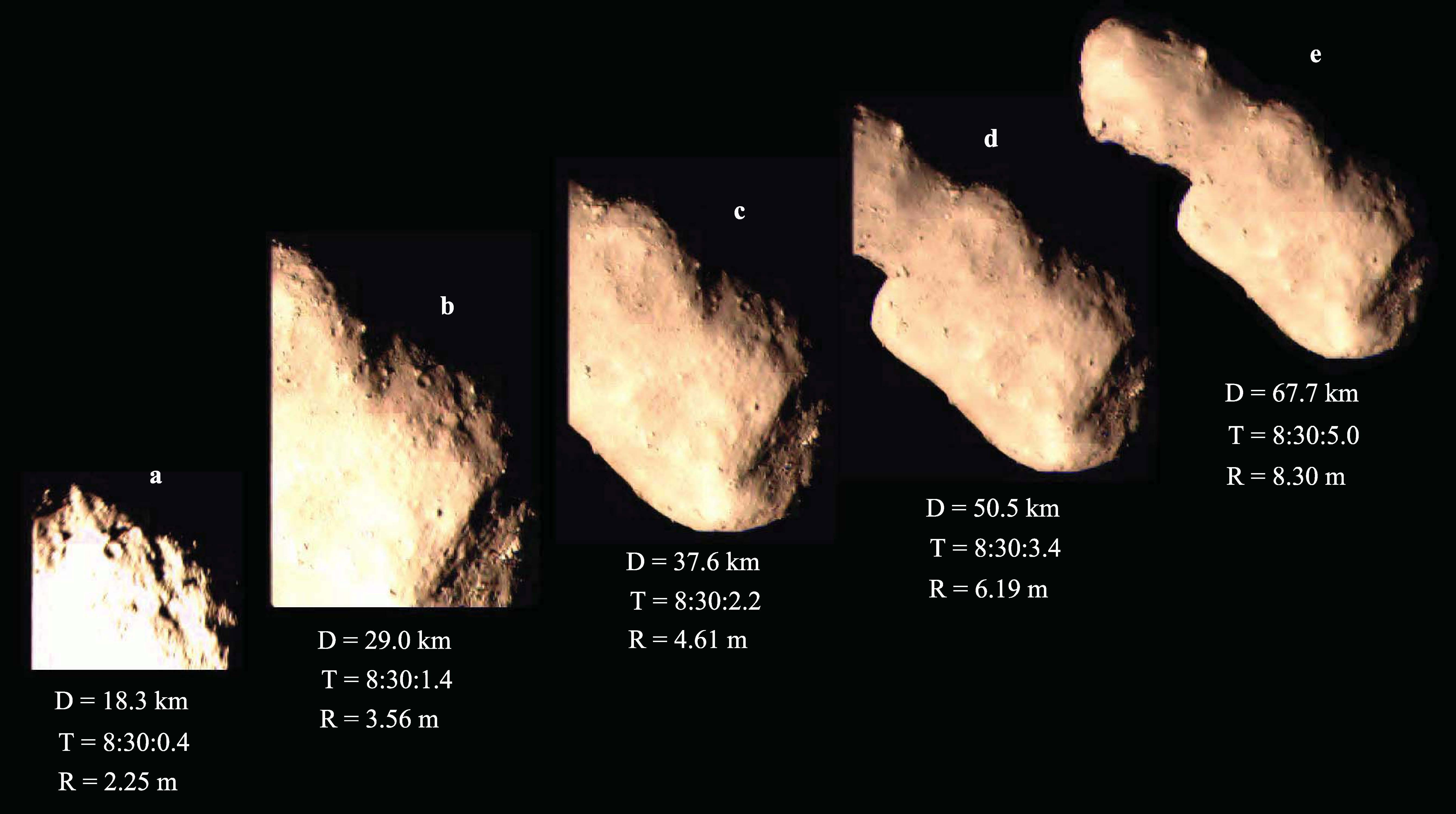 asteroid toutatis december 12 - photo #37