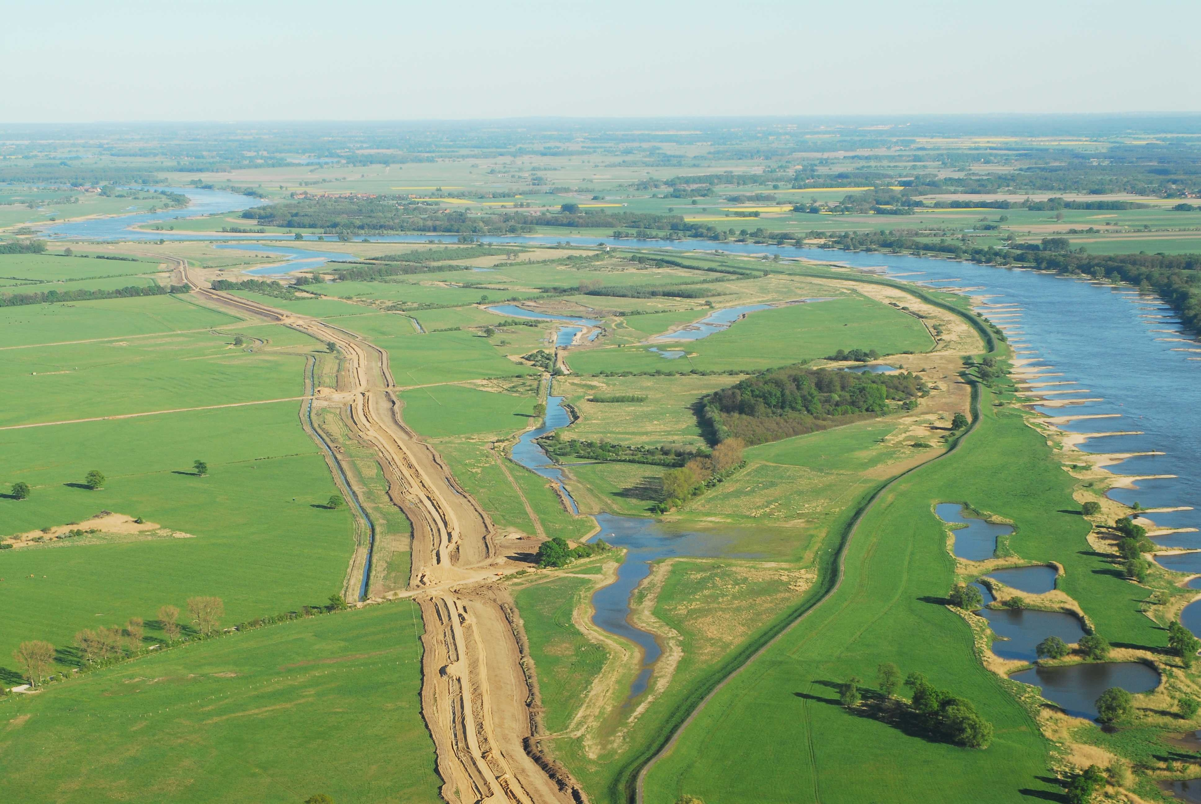 Floodplains and Levees on emaze