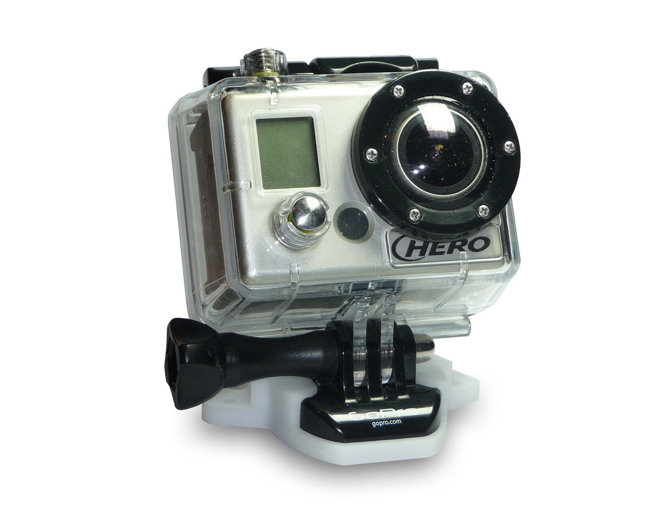 gopro camera rig creates awesome dude effects. Black Bedroom Furniture Sets. Home Design Ideas